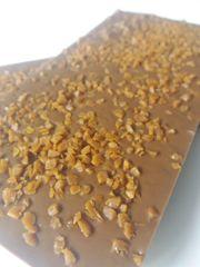 Milk Chocolate & Salted Caramel Crunch Bar - 100g