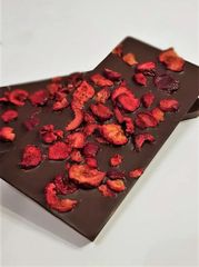 Dark Chocolate with Sour Cherries - 100g