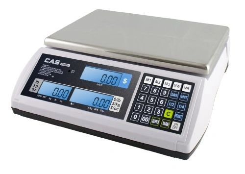 CAS - S-2000JR Price Computing Scale