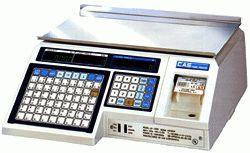 CAS - LP1000N Label Printing Scale