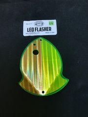 Medium Leo Flasher 50/50 Gold SS on Chart