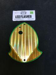 Medium Leo Flasher Gold SS on Chart