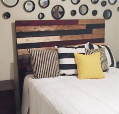 Dutchman Headboard