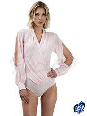 Luxury Open Sleeve Bodysuit