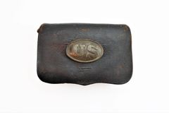 1861 Pattern .69 Caliber Cartridge Box