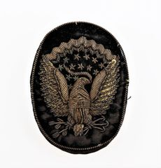 Officer's Hardee Hat Insignia