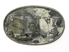 Shipwreck Buckle
