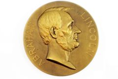Abraham Lincoln Medallion
