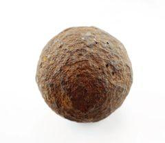 Confederate 12 Pound Artillery Shell