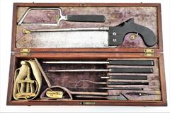 Civil War Surgical Amputation Kit