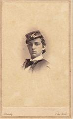 William Clarendon Cuyler, US Army 3rd Light Artillery by Brady