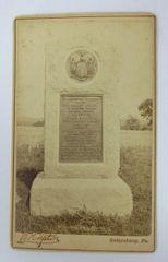 11th N.Y. Light Artillery Monument