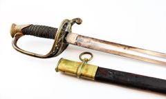 Model 1850 Foot Officer's Sword