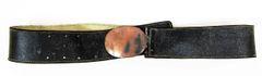 Militia Belt Plate And Belt