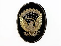 Officers Hardee Hat Insignia