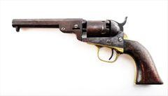 "Colt Model 1849 ""Pocket Model"" Revolver"