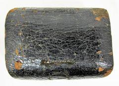 Civil War Artillery Man's Fuse Box