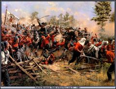 First at Manassas - Battle of Bull Run July 21, 1861 by Don Trioani