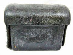 Civil War USNY Boston Artillery Friction Primer Box