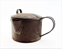 Civil War Coffee Boiler