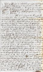 Florida Slave Related Document