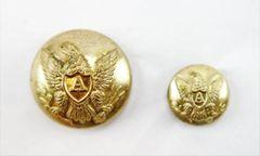 Artillery Officer's Buttons
