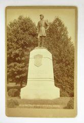 Reynolds' Statue