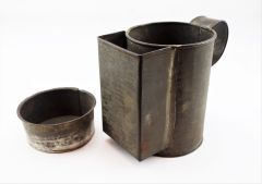 Civil War Shaving Cup