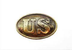U.S. Plate Excavated