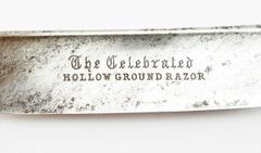 Civil War Shaving Razor / SOLD