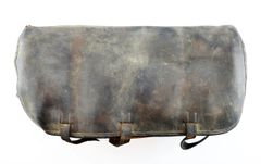 Rare Identified Civil War Confederate Saddle Valise