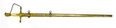 Presentation Sword of Jacob Fredendall 25th New York Infantry