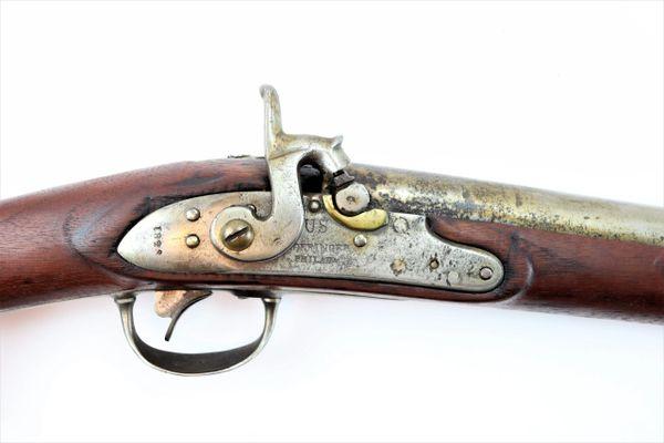 Deringer Philadelphia Common Rifle Musket Sold Civil