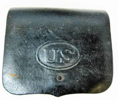 Civil War Cartridge Box