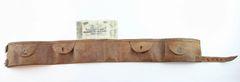 Civil War Money Belt
