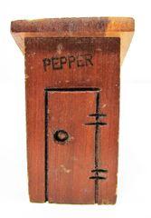 Early Gettysburg Souvenir Pepper Shaker