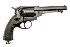 Rare Spanish Copy of a Confederate Kerr Revolver
