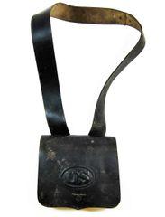 Civil War .58 Caliber Cartridge Box