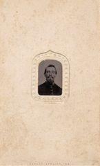 Sergeant Edward Heckman Co. H PA 21st Cavalry