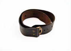 Buffalo Soldiers Belt
