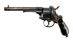 Lefaucheux Pin-fire Revolver