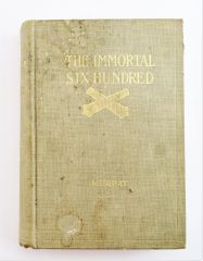 The Immortal Six Thousand 1st Edition
