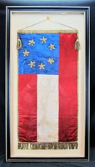 Confederate Veteran's Flag