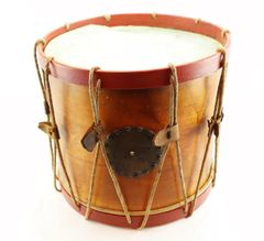 "Civil War Maple Body ""Field"" Drum"