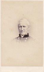 Original CDV Photograph Signed by General Lorenzo Thomas
