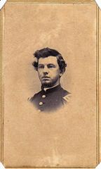 Captain Henry Spaulding Lucas, Company C, 12th Regiment, PRVC, Wounded & Captured Battle New Market Cross Roads, Gettysburg Campaign