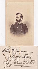 Major General Fitz John Peter