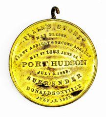 Port Hudson Medal