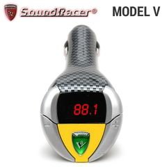 SoundRacer Model V (Single sound)