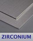 """.313"""" x 12"""" x 12"""" Zirconium 702 Plate"""